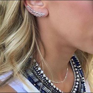 Stella & Dot Haven Ear Climber